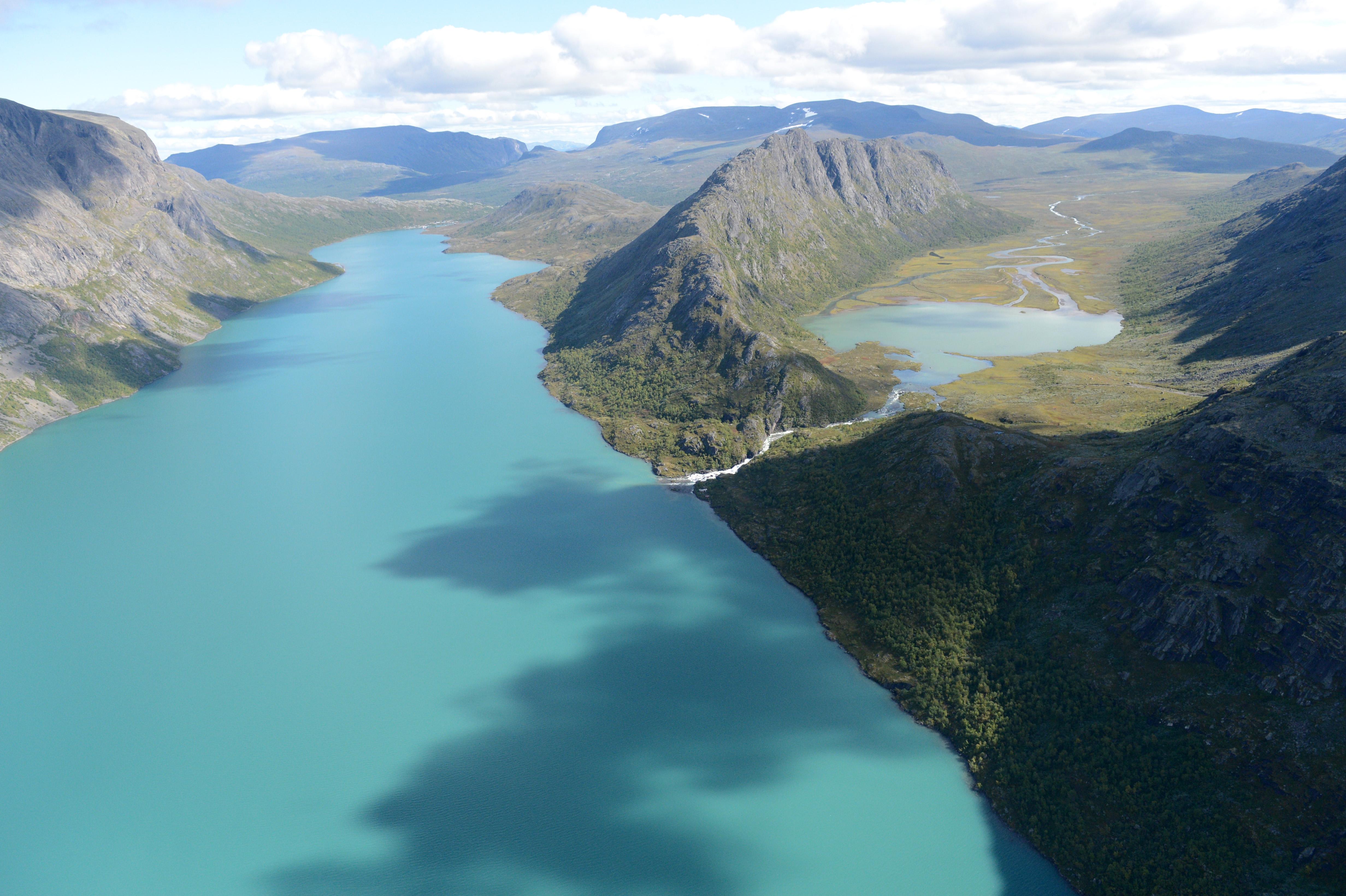 Norge, Gjende