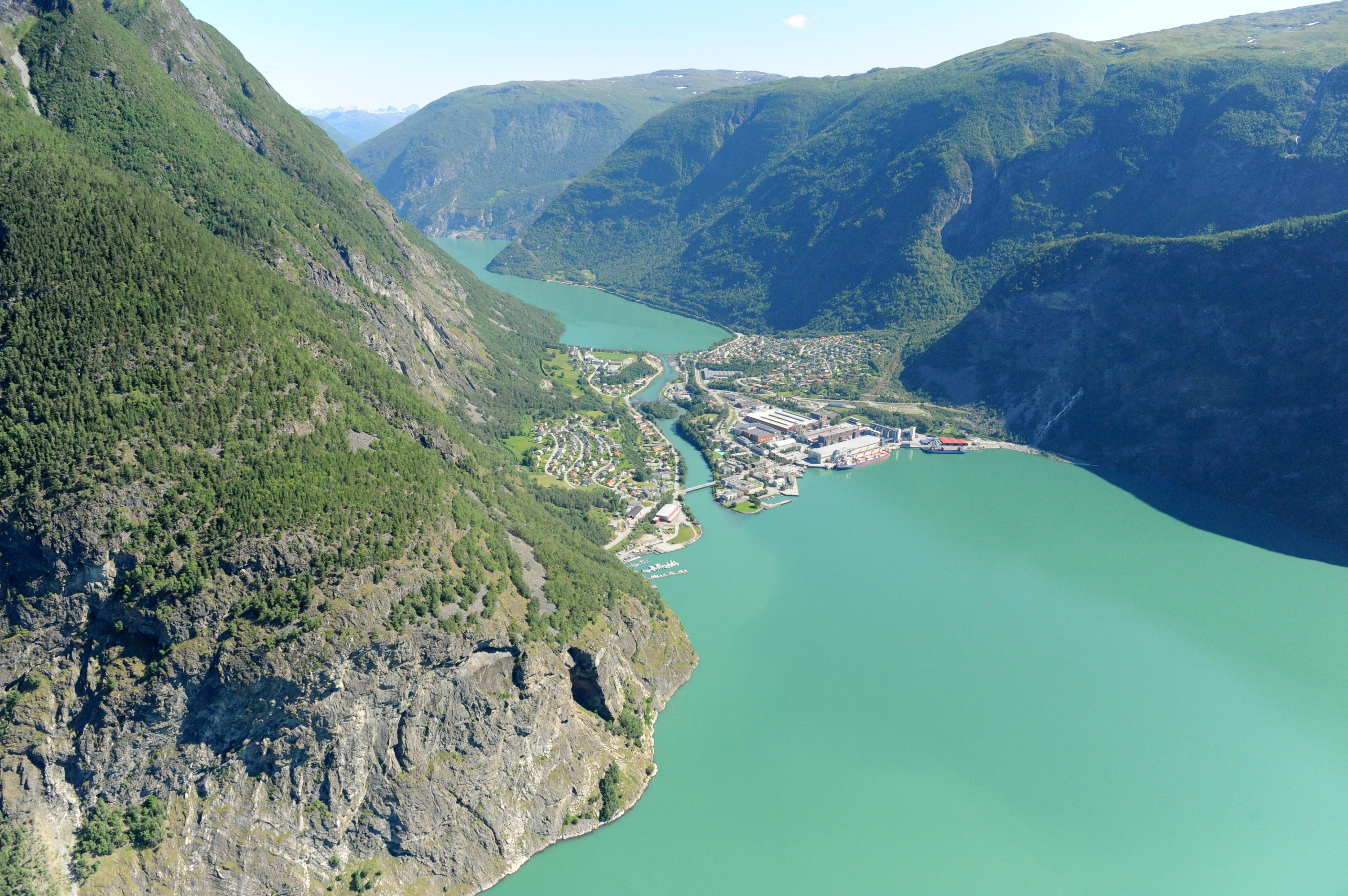 årdal årdalstangen norgesarkivet