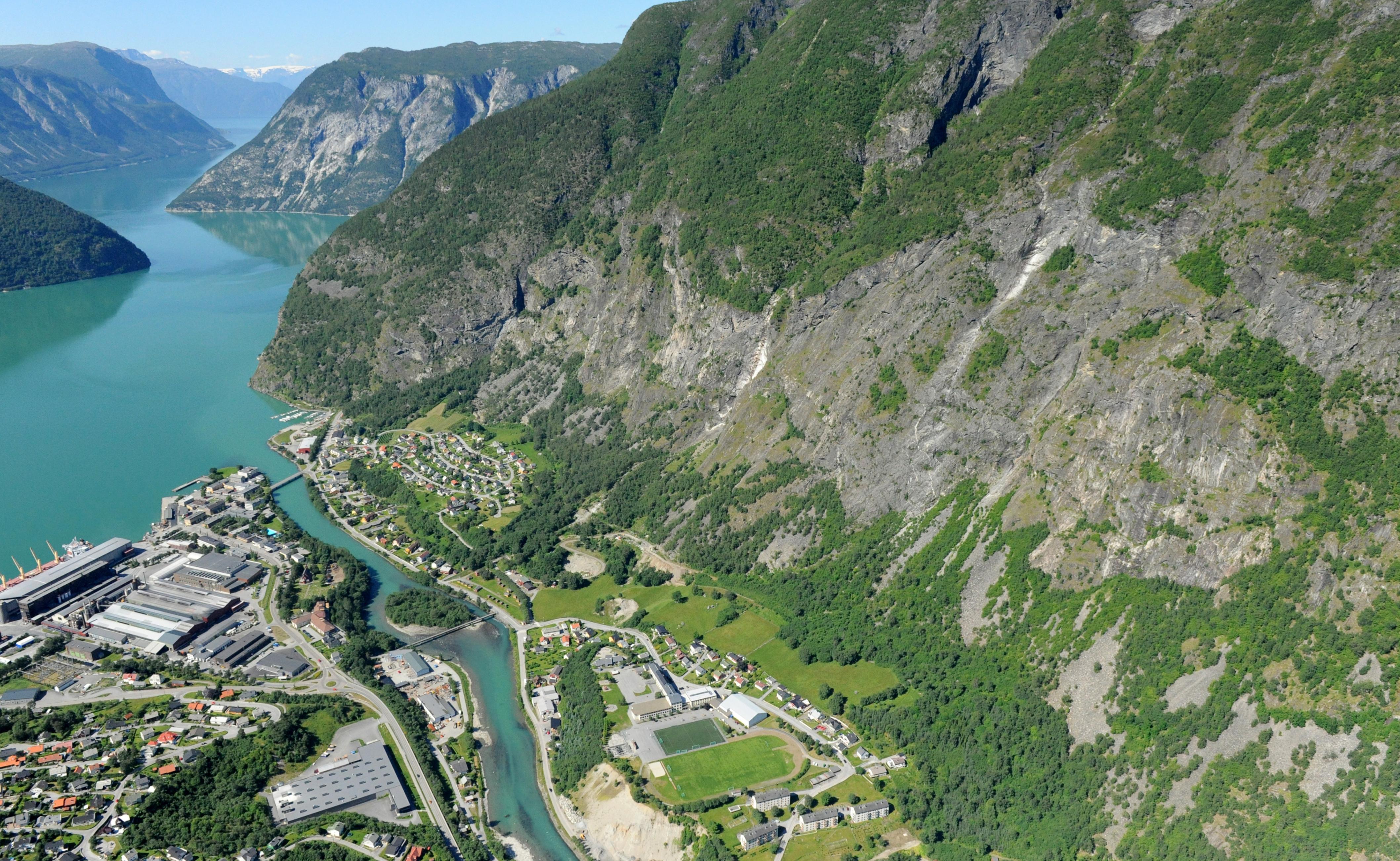 Årdal / Årdalstangen | Norgesarkivet